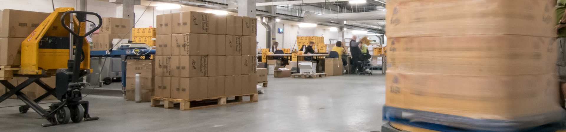 Co-packing bij maatwerkbedrijf AMAB