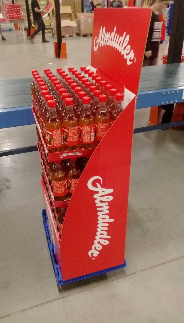 display verpakking cubanista