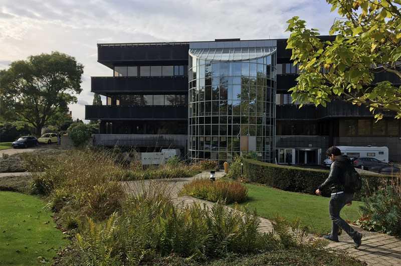 Samenwerking groendienst AMAB maatwerkbedrijf met Odisee: campus Aalst