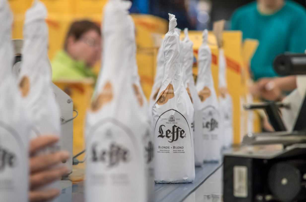 Leffe for Norcia