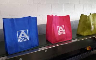 geschenkpakketten of goodiebags