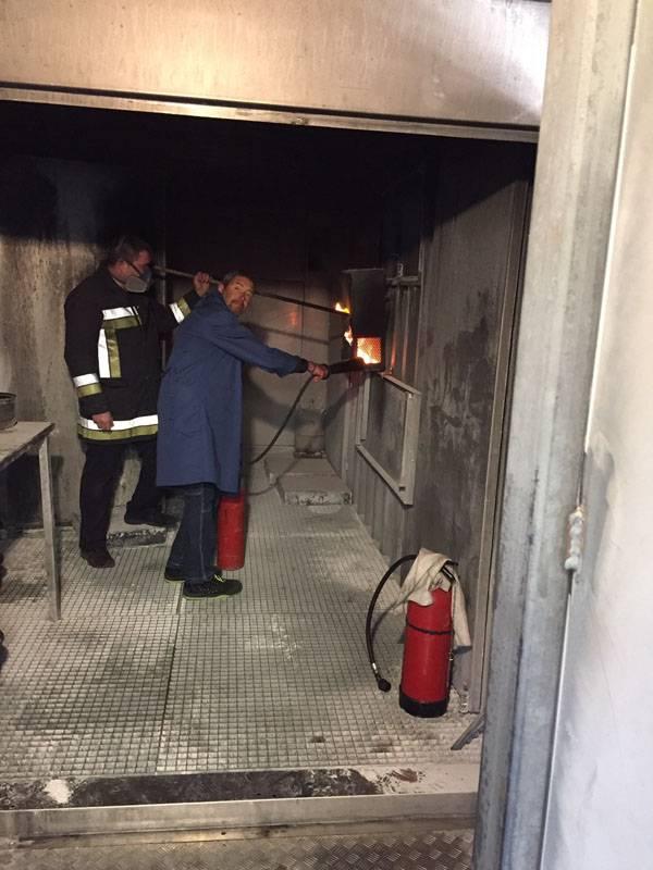 AMAB opleiding brandbestreiding