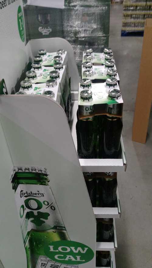 Carslberg clipsoing: maatwerk verpakking Carlsberg