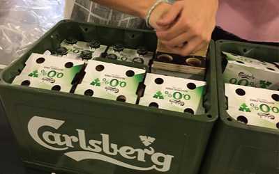 Carlsberg clipsen AMAB
