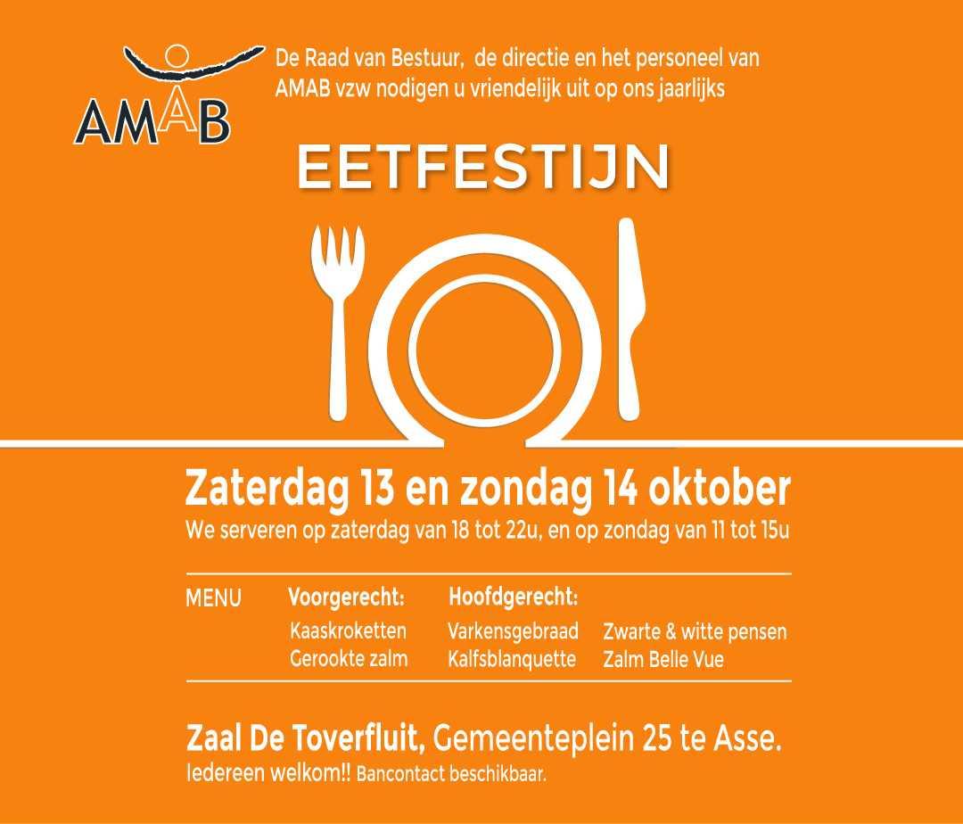 Eetfestijn AMAB