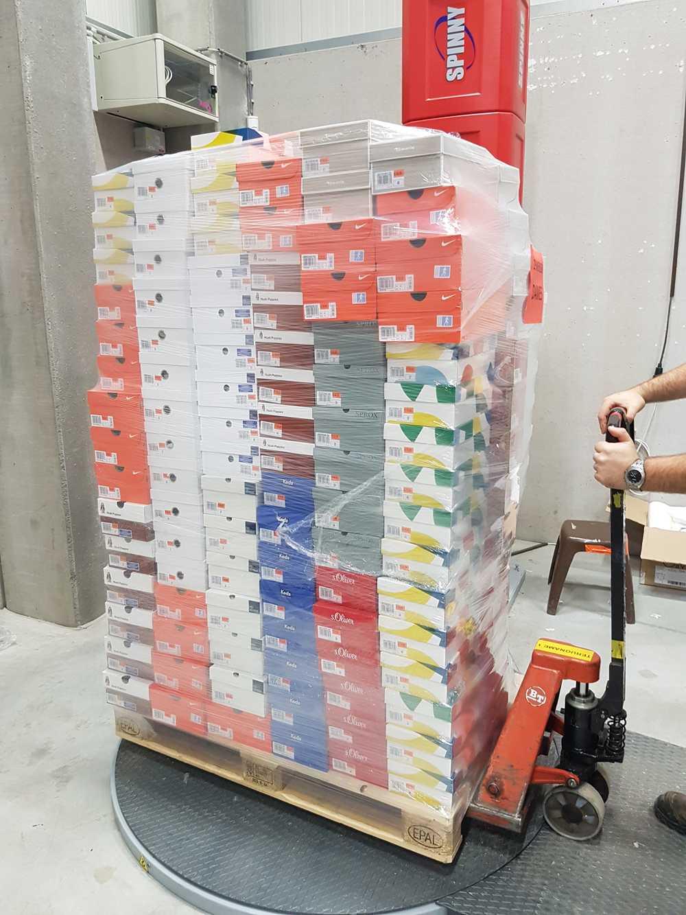 Case verpakking op maat: repacking Brantano
