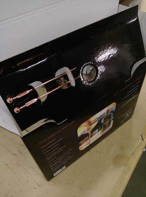 Verpakking op maat Copperhead geschenkpakket