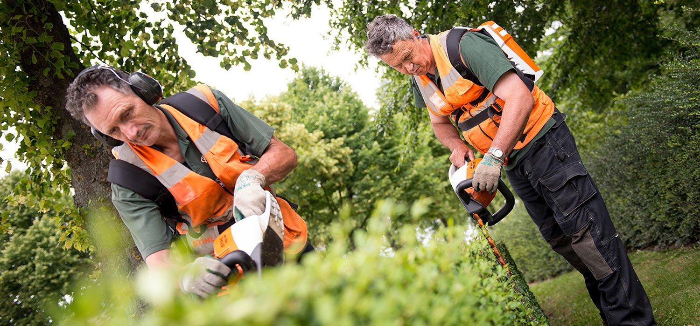 Werken bij maatwerkbedrijf AMAB: vacature teamcoach groenzorg