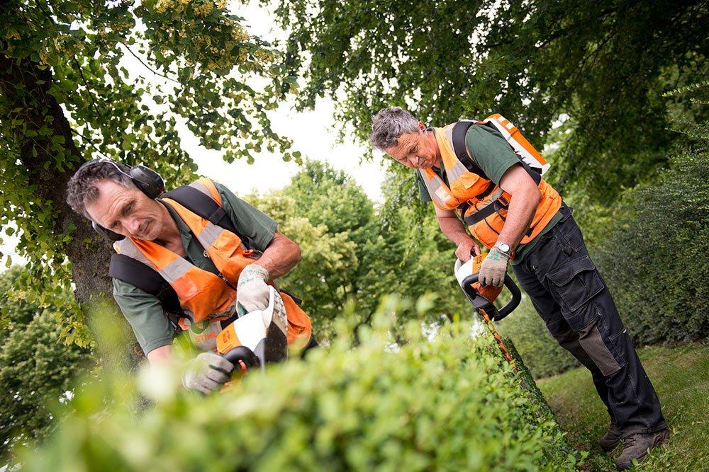 Werken bij AMAB: vacature teamcoach groendienst