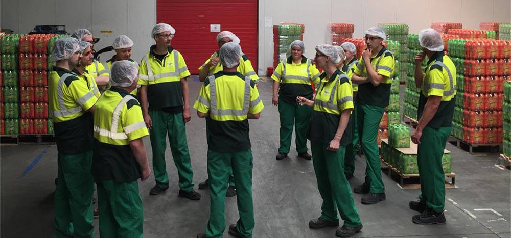 Werken bij maatwerkbedrijf AMAB: vacature teamcoach